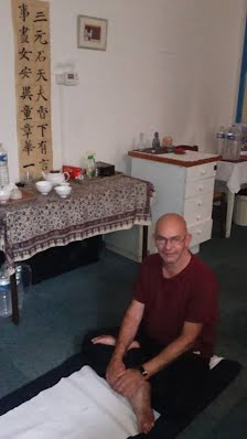 Shiatsu au Dojo Zen de Paris